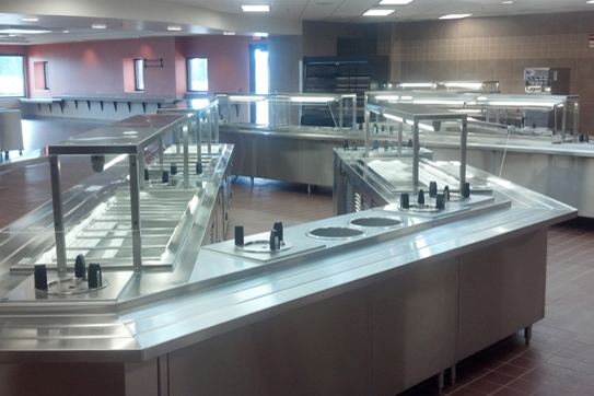 108th ADA Dining Hall