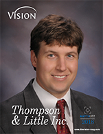 Vision Magazine flipbook feature on Thompson & Little, Inc.