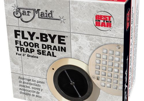 Fly-Bye Floor Drain